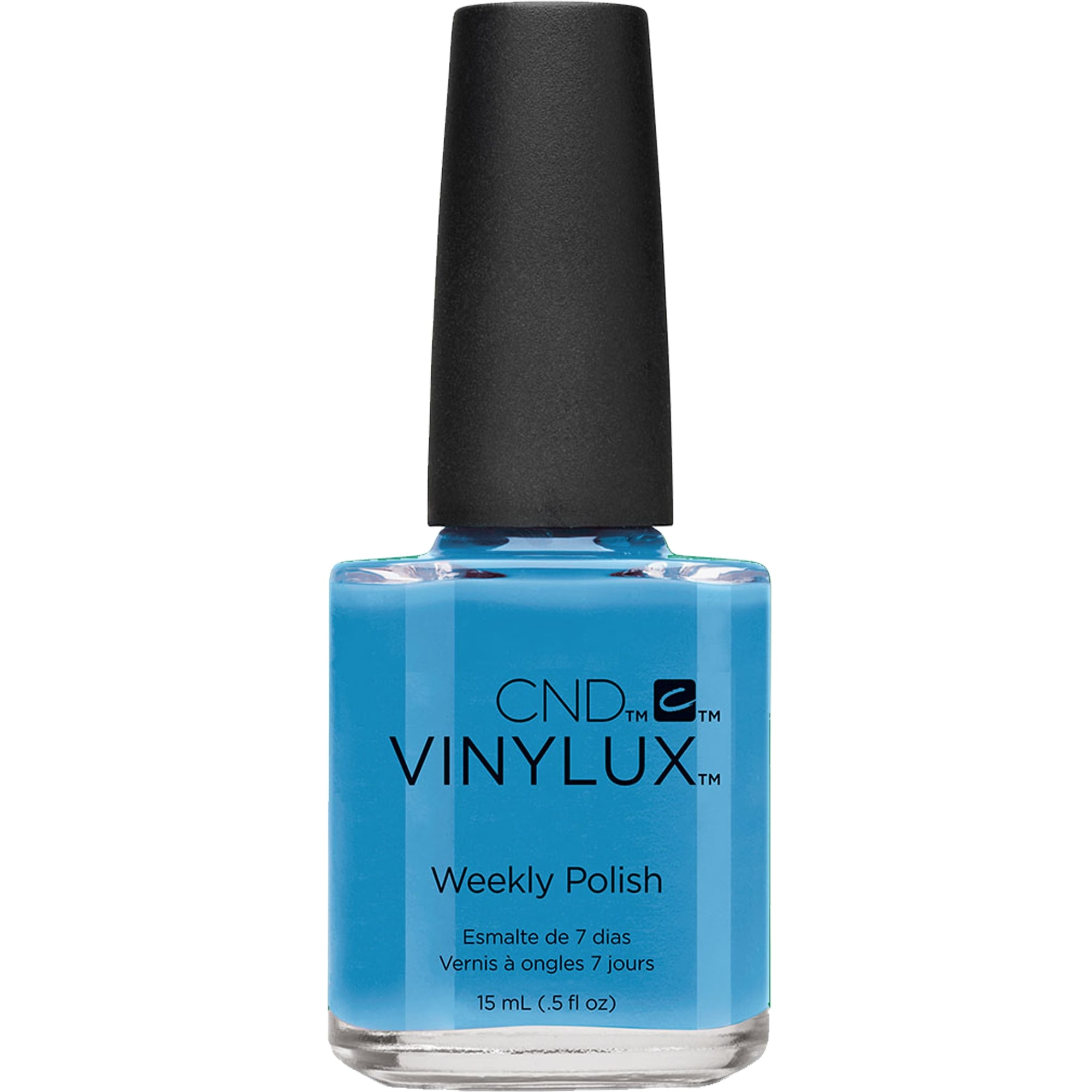 Cnd Vinylux Art Vandal Weekly Nail Polish 2016 Digi Teal