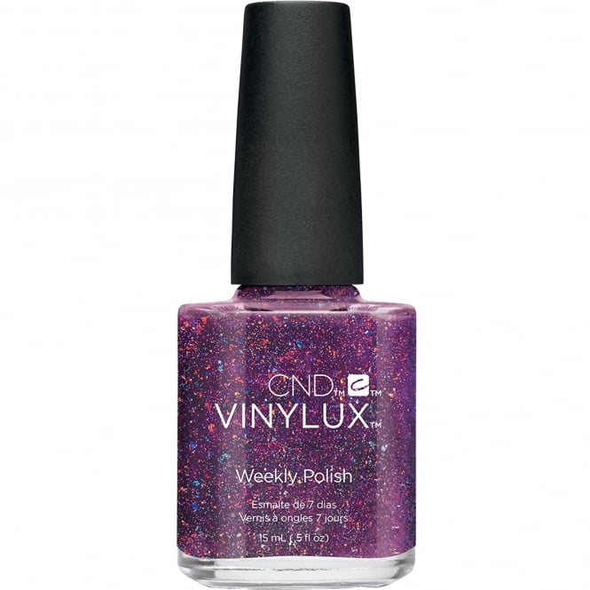 CND Vinylux Aurora Weekly Nail Polish Colour Collection - Nordic Lights 15ml