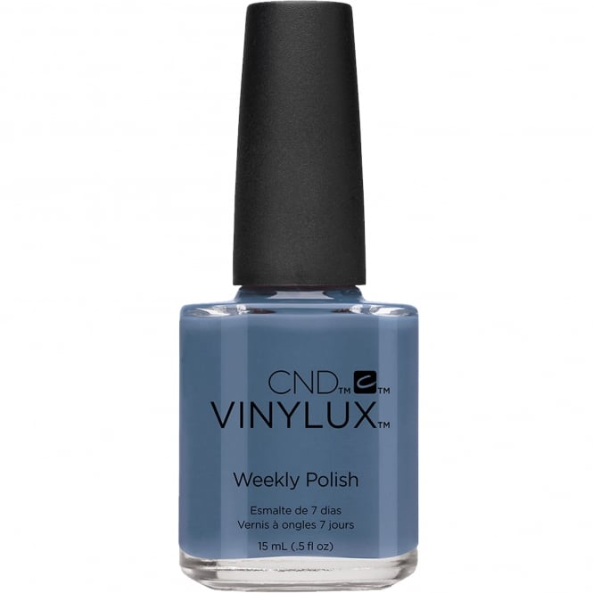 CND Vinylux Craft Culture Weekly Nail Polish 2016 Colour Collection- Denim Patch (226) 15ML