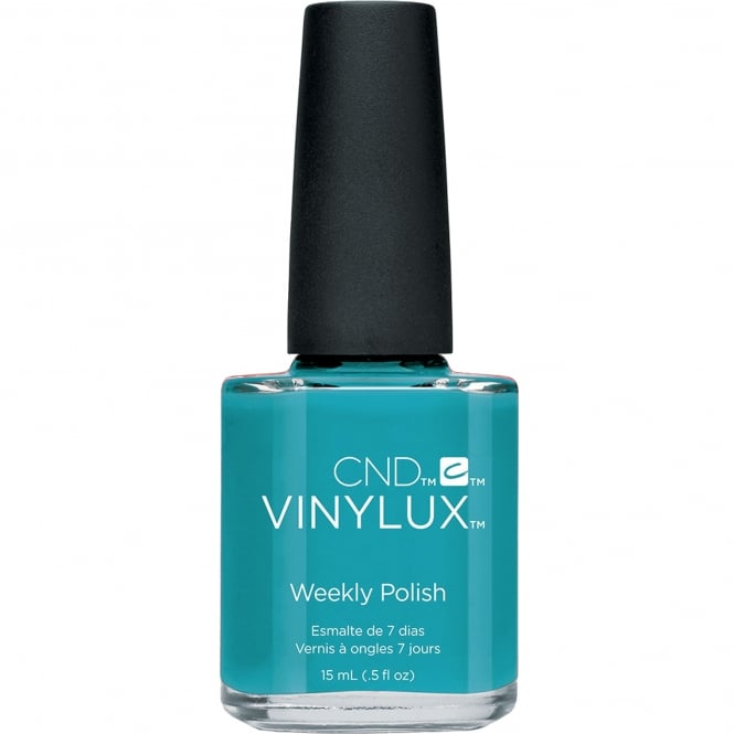 CND Vinylux Flirtation Weekly Nail Polish 2016 Colour Collection - Aqua-Intance (220) 15ml