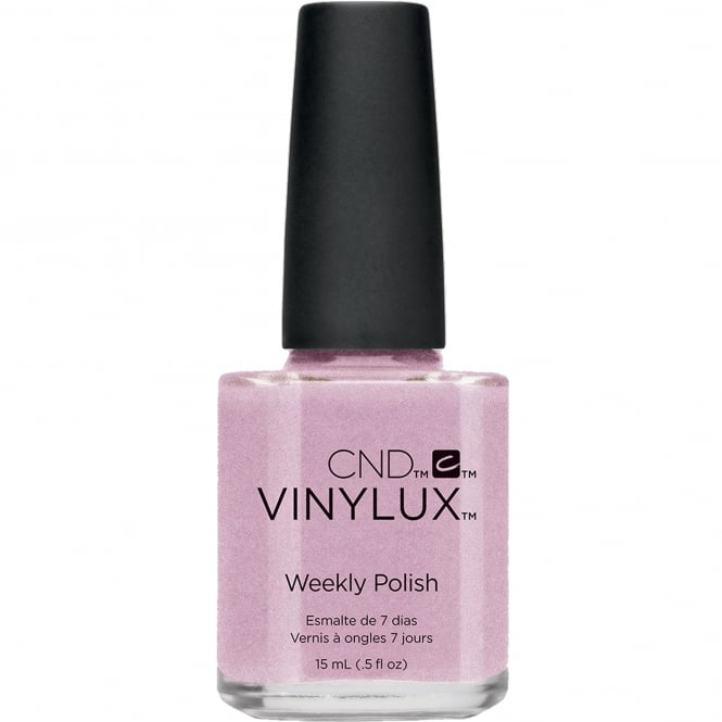 CND Vinylux Flirtation Weekly Nail Polish 2016 Colour Collection - Lavender Lace (216) 15ml