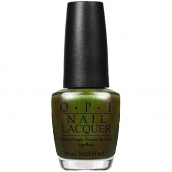 Coca Cola 2014 Nail Polish Collection - Green On The Runway 15ml (NL C18)