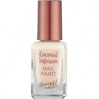 Coconut Infusion Nail Polish Collection - Skinny Dip 10ml (CINP3)