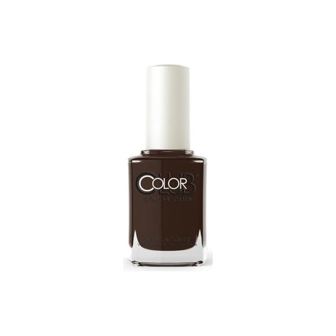 Color Club Cabin Fever 2015 Outdoor Nail Polish Collection - Cup Of Cocoa 15ml (1083)
