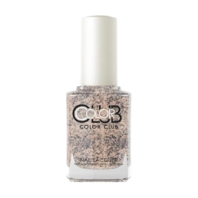 Color Club Cookies and Cream Nail Polish Collection - Soft Baked (LS07) 15mL