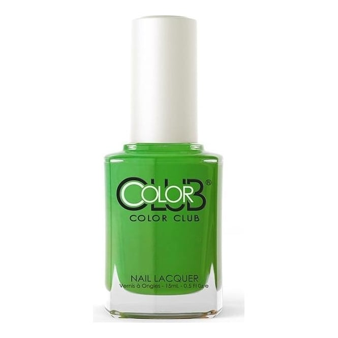 Color Club Electro Candy Nail Polish Collection - What A Shock 15mL (862)