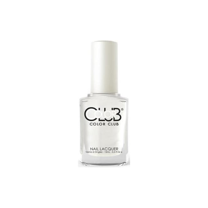 Color Club FrostBite 2015 Holiday Nail Polish Collection - Winter White 15ml (1086)