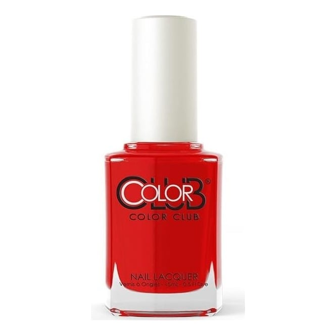 Color Club Love Tahiry Nail Polish Collection - Red-Handed 15mL (LUV01)