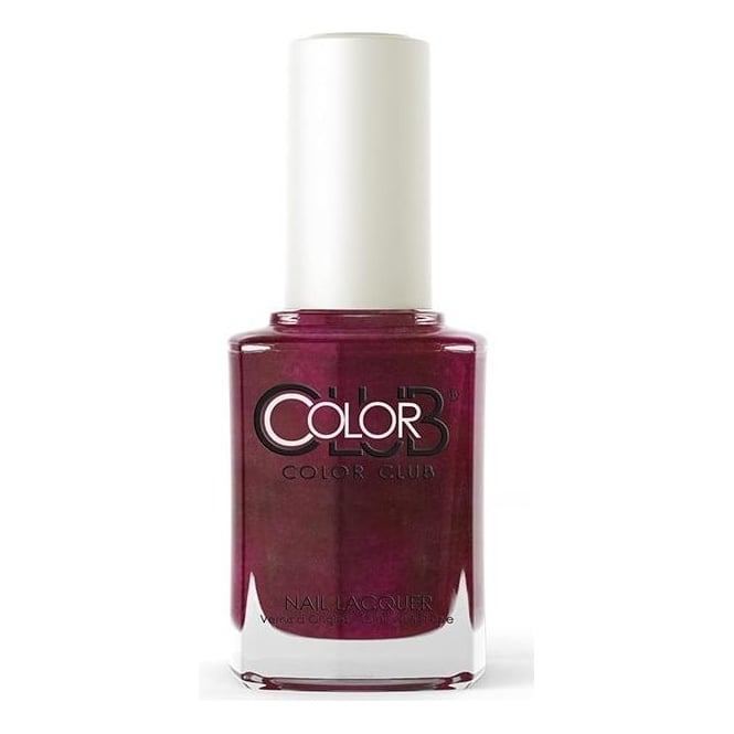 Color Club Made in New York Nail Polish Collection - Apple Of My Eye 15mL (1050)