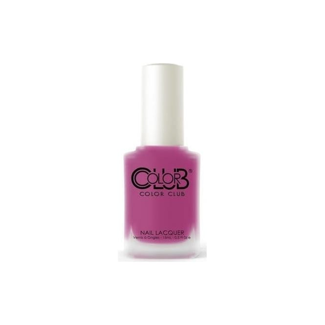 Color Club Matte Rouge 2015 Nail Polish Collection - First Base Only 15ml (05ALS27)