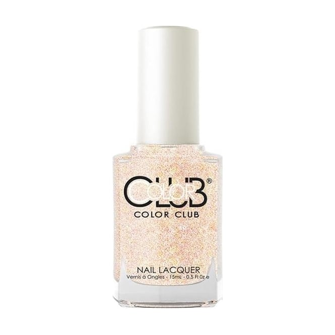 Color Club Modern Mosaic Nail Polish Collection - Orange Crush (LS02) 15mL
