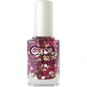 Nailmoji Holographic Glitter Nail Polish Collection - Hashtag Goal (05ALS40) 15ml