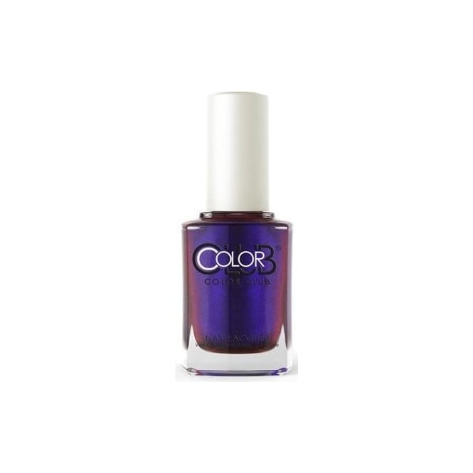 Color Club Oil Slick 2015 Nail Polish Collection - Never Be Royals 15mL (05ALS22)