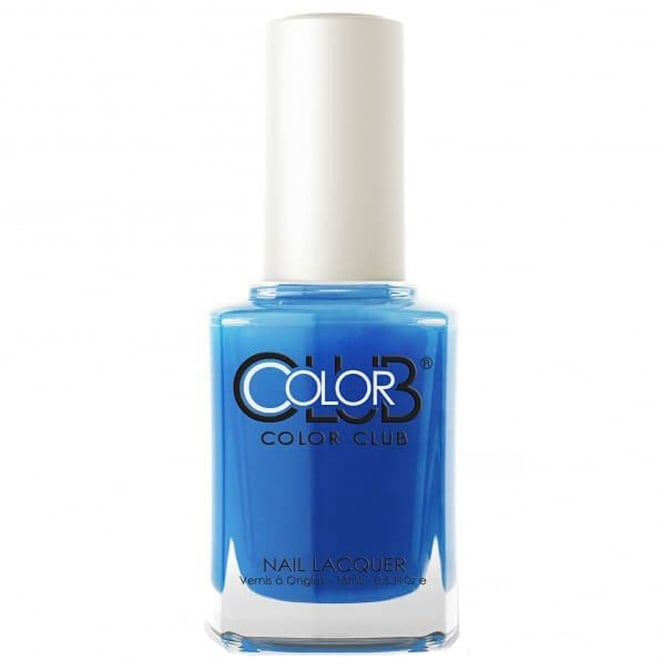 Color Club Pop Wash Nail Polish Collection- Out Of The Blue (05ANR19) 15ML