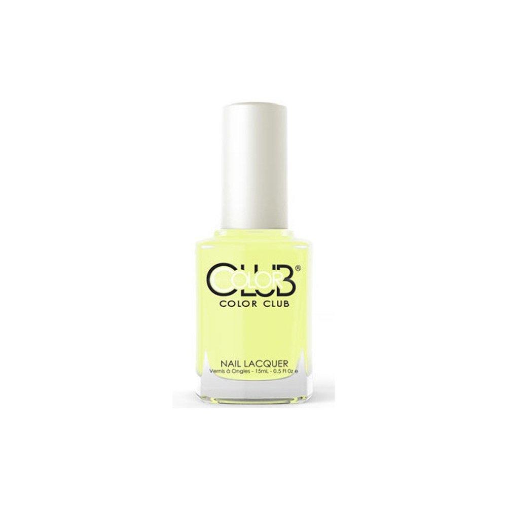 Neon Nail Polish Online: Color Club Poptastic Pastel Neon Collection