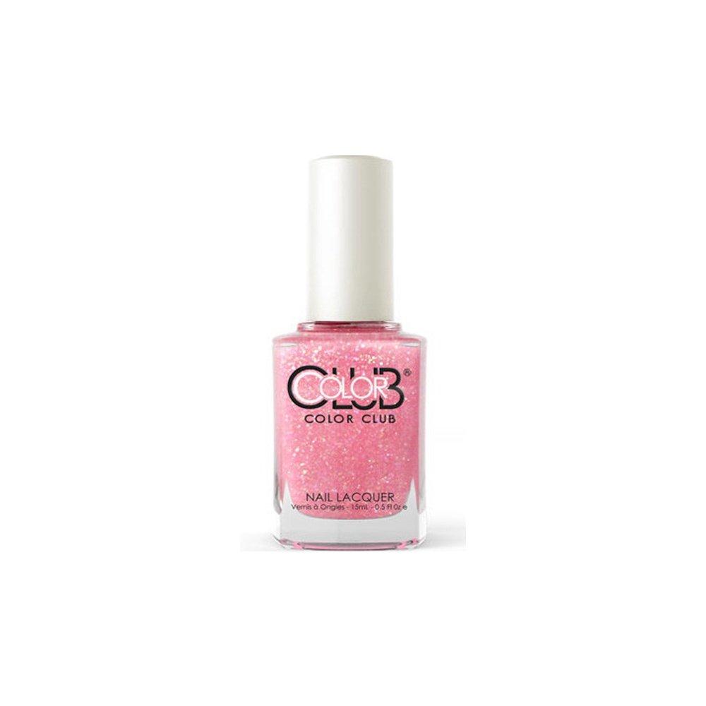 Neon Nail Polish Uk: Color Club Poptastic Pastel Remix Collection