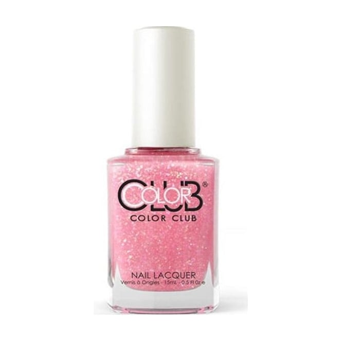 Color Club Poptastic Pastel Neon Remix Nail Polish Collection - Boogie All Night Long 15mL (ANR07)