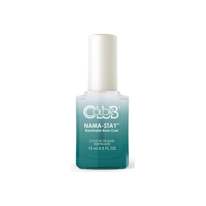 Color Club Professional Treatment Peaceful Breathable Base Coat - Nama Stay 15ml