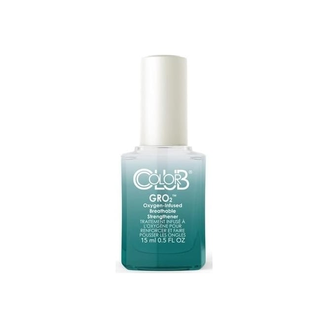 Color Club Professional Treatment Peaceful Oxygen Infused Strengthener & Growth - Gro 2 (15ml)