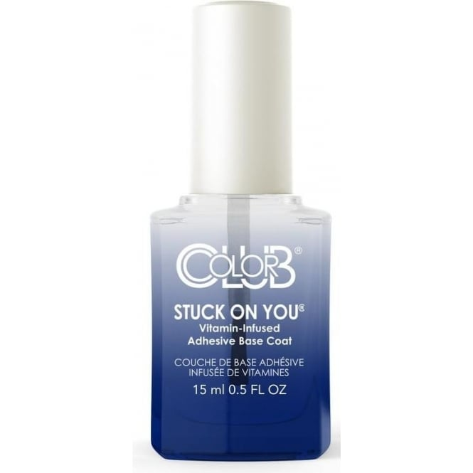 Color Club Professional Treatment Perform Viatamin Infused Adhesive Basecoat - Stuck On You 15ml