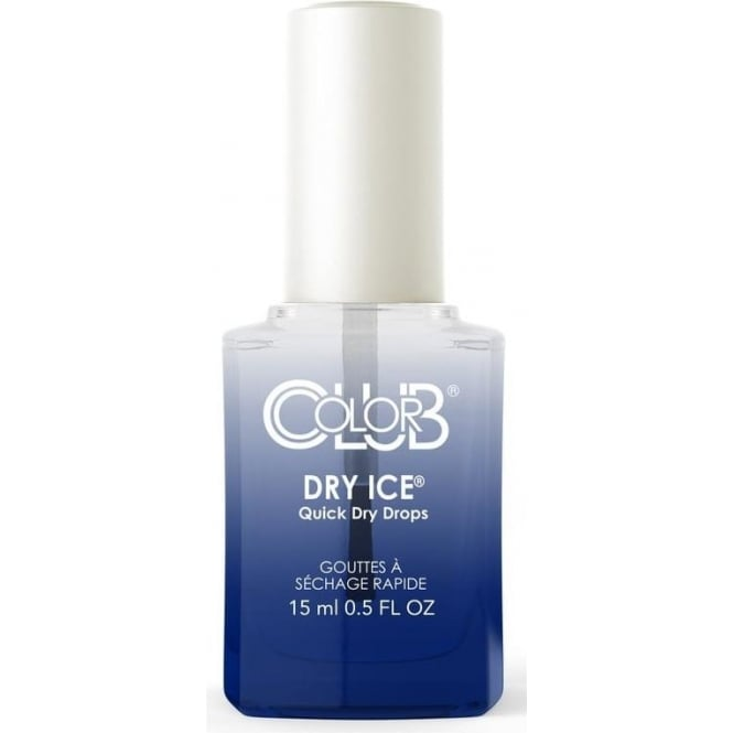 Color Club Professional Treatment Protect Quick Dry Drops - Dry Ice 15ml