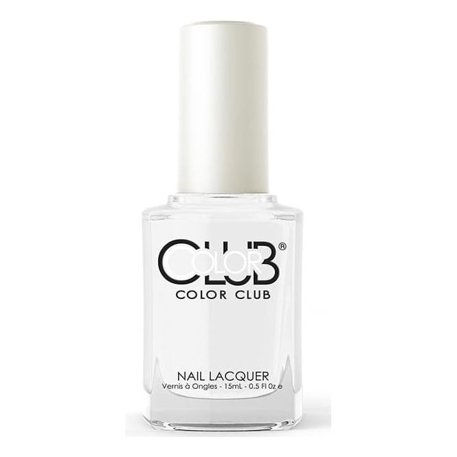 Color Club Shift into Neutral Nail Polish Collection - Blank Canvas 15mL (1064)