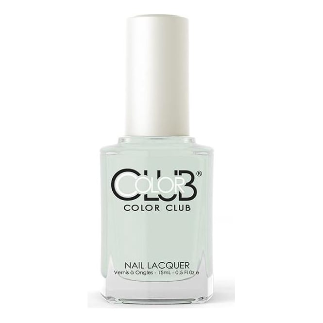 Color Club Shift into Neutral Nail Polish Collection - Sweet Mint 15mL (1063)