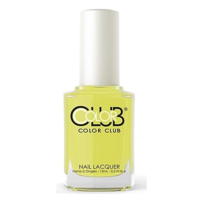 Color Club Ticket to Paradise Nail Polish Collection - All Inclusive 15mL (1062)
