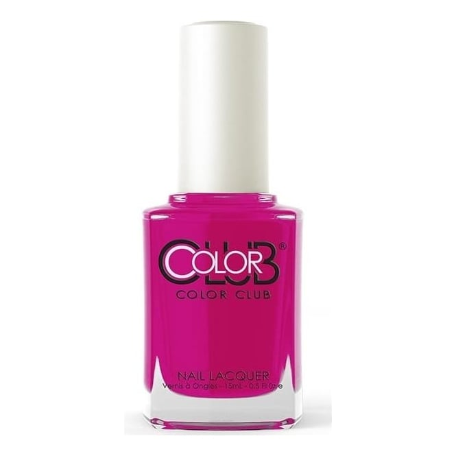 Color Club Wicked Sweet Nail Polish Collection - Gimme A Grape Big Kiss 15mL (FN06)