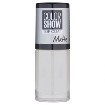 Color Show - Matte Top Coat 7ml