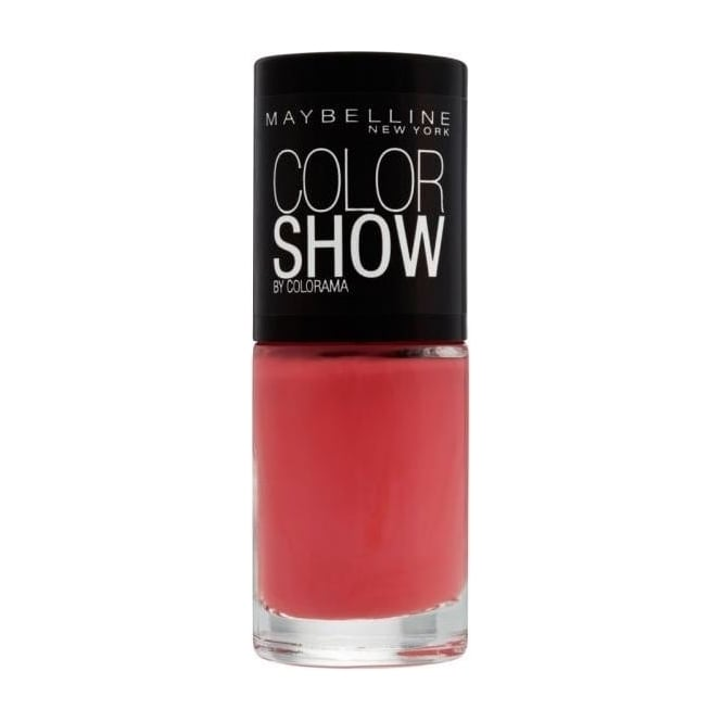 Maybelline Color Show Nail Polish - Coral Craze 7ml (342)