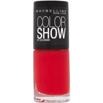 Color Show Nail Polish - Power Red 7ml (349)