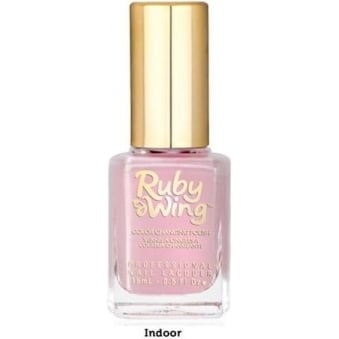 Colour Changing Nail Polish - Sweet Rose 15ml