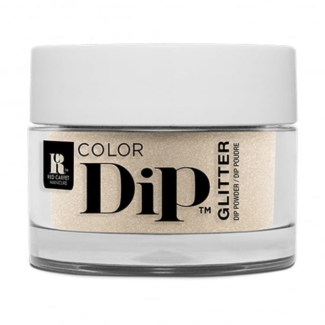 Red Carpet Manicure Gel Colour Dip Powder - Dream Girl Gold (444) 9g