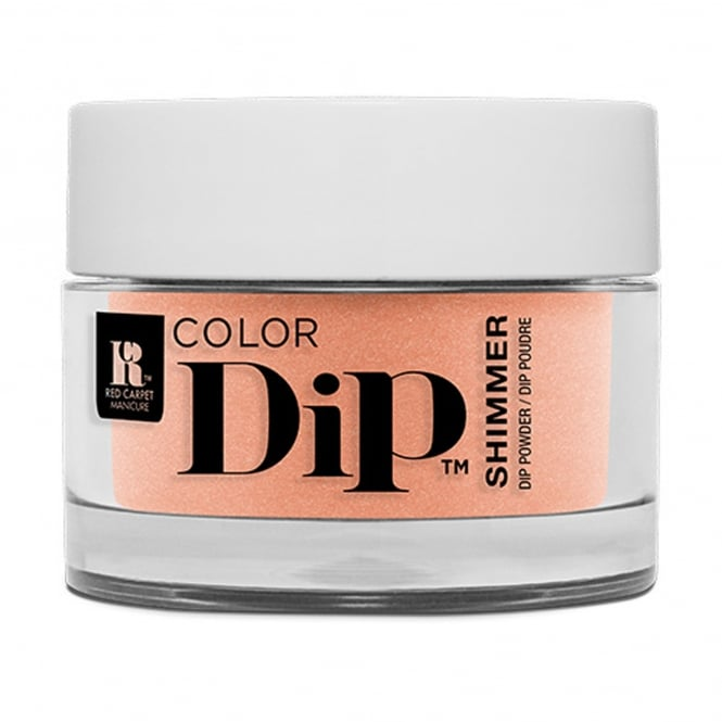 Red Carpet Manicure Gel Colour Dip Powder - Playing In The Sand (437) 9g