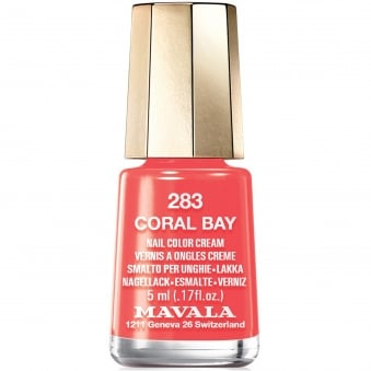 Colour Inspiration 2017 Nail Polish Collection - Coral Bay 5ml (283)