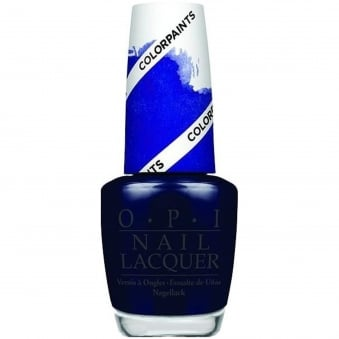Colour Paints Creative & Blending Nail Polish Collection - Indigo Motif 15ml (NL P25)