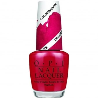 Colour Paints Creative & Blending Nail Polish Collection - Magenta Muse 15ml (NL P23)