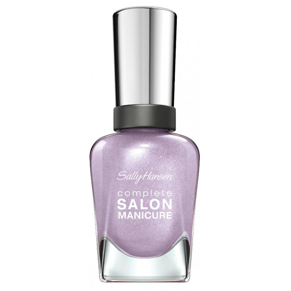 sally hansen complete salon manicure nail polish lady. Black Bedroom Furniture Sets. Home Design Ideas