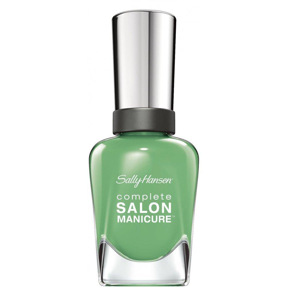 sally hansen complete salon manicure nail polish mojito. Black Bedroom Furniture Sets. Home Design Ideas
