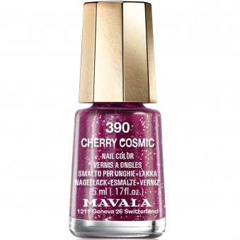 Cosmic Nail Polish Collection - Cherry Cosmic (390) 5ml
