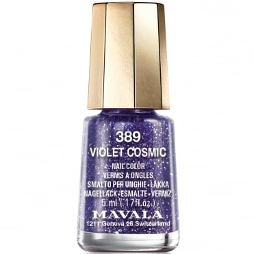 Cosmic Nail Polish Collection - Violet Cosmic (389) 5ml