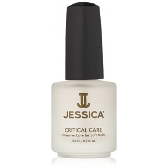 Critical Care Basecoat And Topcoat For Soft Nails 14.8ml
