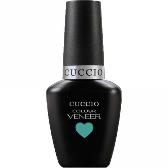 Cuccio Cinema Noir Veneer Soak Off LED/UV Colour Gel Polish Collection 2016 - Who Dunn It? 13ml (6415LED)