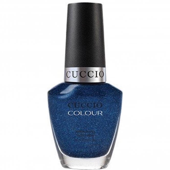Cuccio Cobalt Cool Colour Nail Polish 13ml (6073)