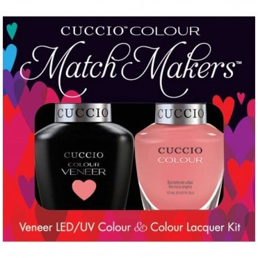 Colour Cruise Collection - Veneer UV/LED Polish Match Maker Sets - All Decked Out x2 13ml