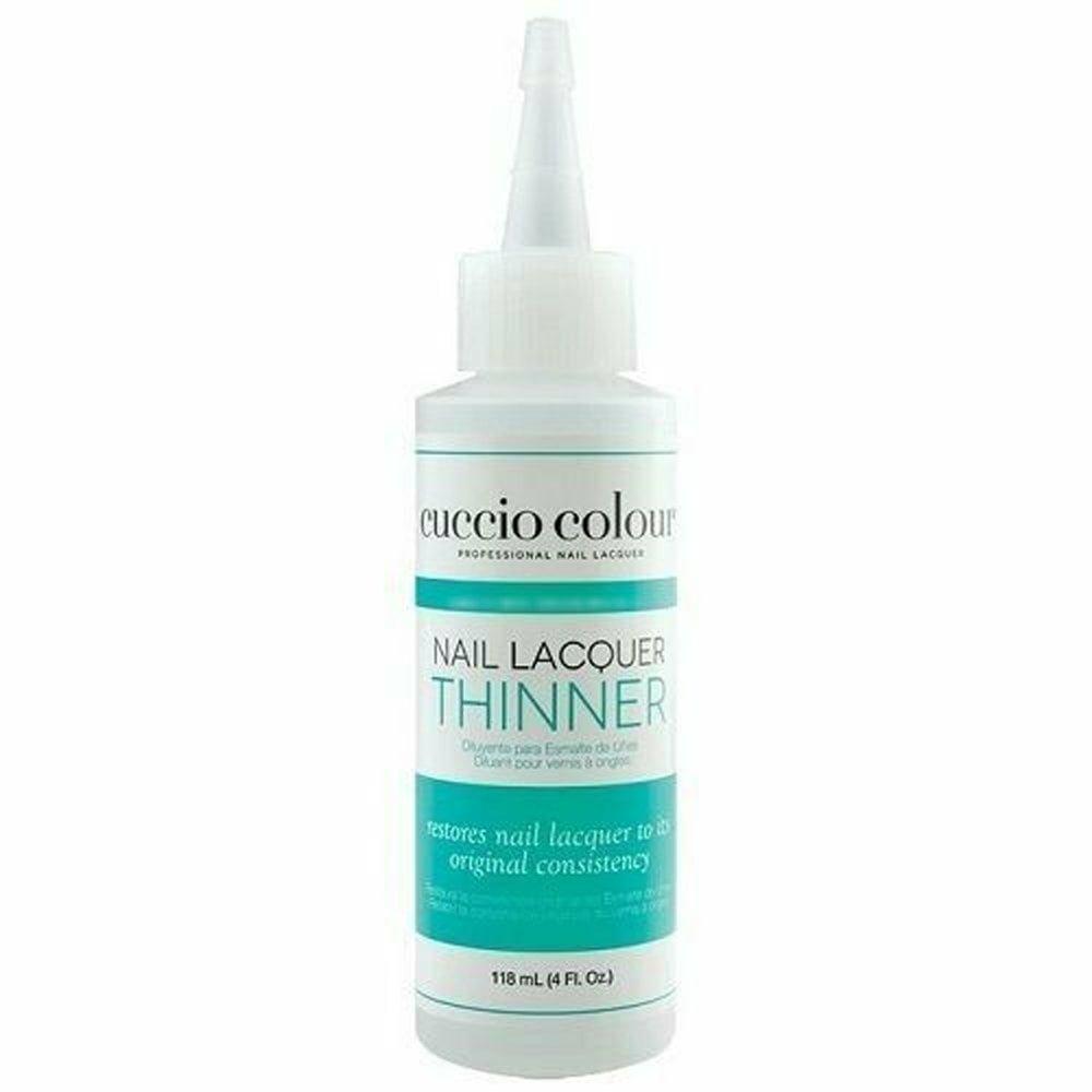 Cuccio Colour Nail Lacquer Polish Thinner 118 ml