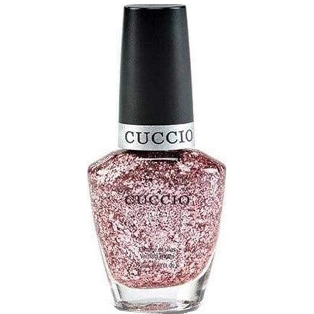 No Nail Polish: Cuccio Nail Polish Colour