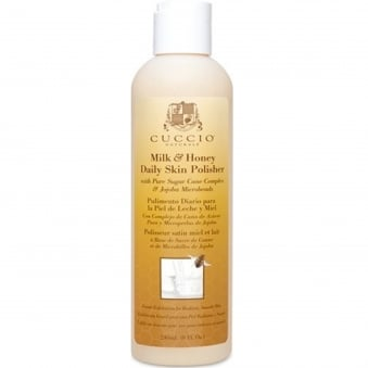 Cuccio NaturalÌÎå© - Milk & Honey Daily Skin Polisher 240mL