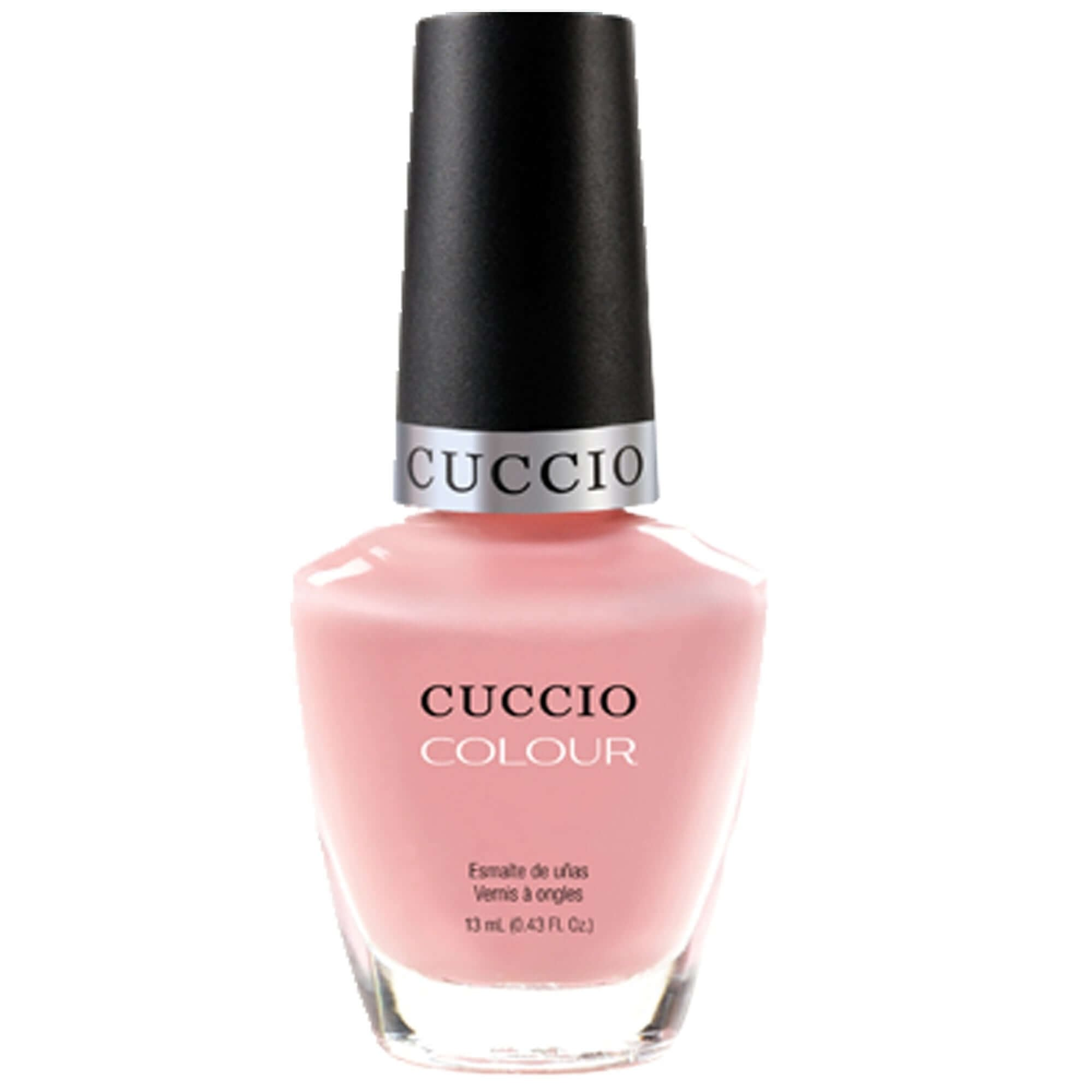 Cuccio Pinky Swear Colour Nail Polish 13ml